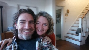 Lori and Daniel 2015
