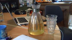 Coworking tea